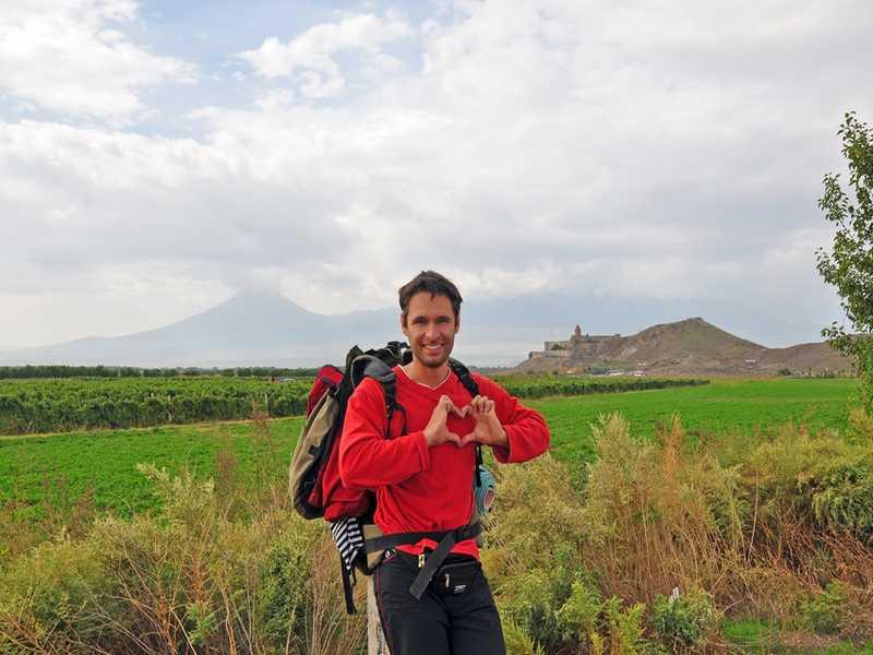 Wandern in Armenien